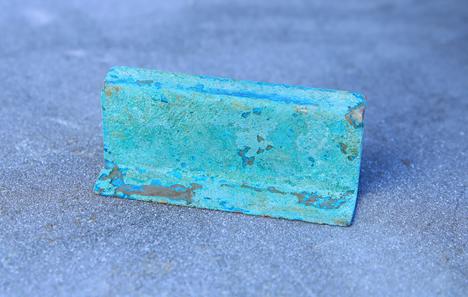 銅板 緑青 処理